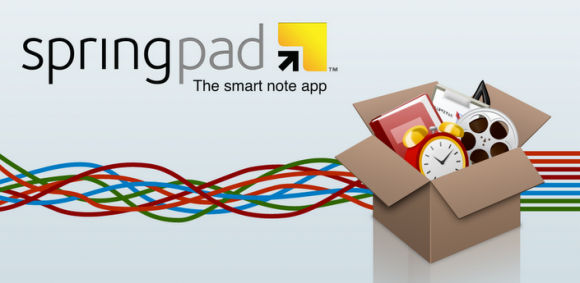 springpad for and