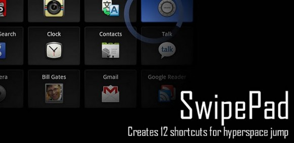 swipepad for android